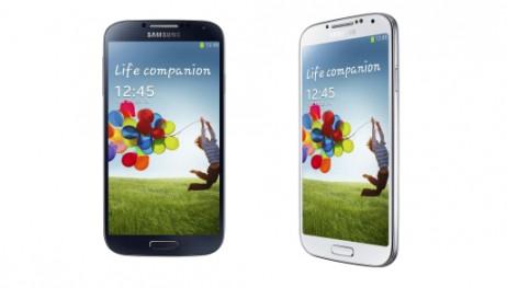 Le Galaxy S4