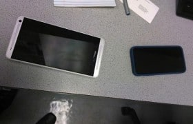 Le HTC One Max aperçu chez Verizon