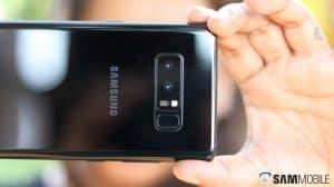 Samsung Galaxy Note 9 L'appareil Photo Aura La Technologie Isocel Plus !