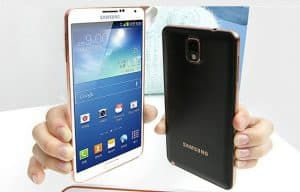 Samsung Galaxy Note 3 Rose Gold